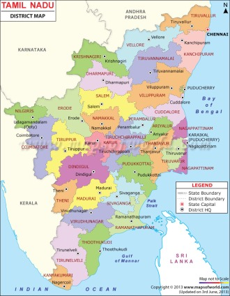 map_tamilnadu