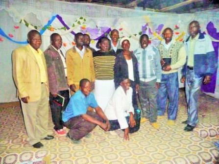 2017-9-28NAIVASHA GBF CHURCH LEADERS - COMMITTEE