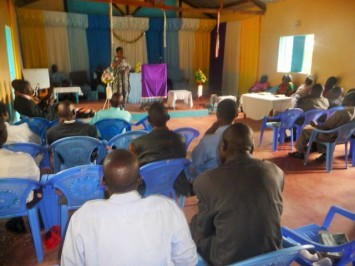 2017-10-24_SISTER DORA SHARING FAMILY AND MINISTRY EXPERIENCE AND TESTIMONIES WITH BUSIA LEADERS
