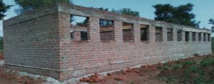 2018-9-4)classroom block under construction