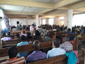 4-17_2_BROTHER DOUGLAS SPEAKING AT 2019 LEADERS CONFERENCE, BUNGOMA, KENYA