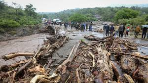 LOSS OF LIVES IN FLOODING
