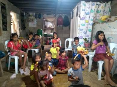 Kids Ministry in Apayao