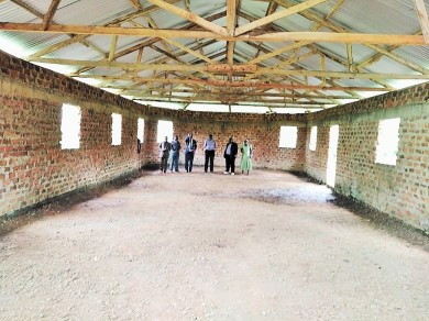 Malunga, Butere GBF church Construction