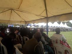 LCY'S BURIAL SERVICE AT KIBINGEI