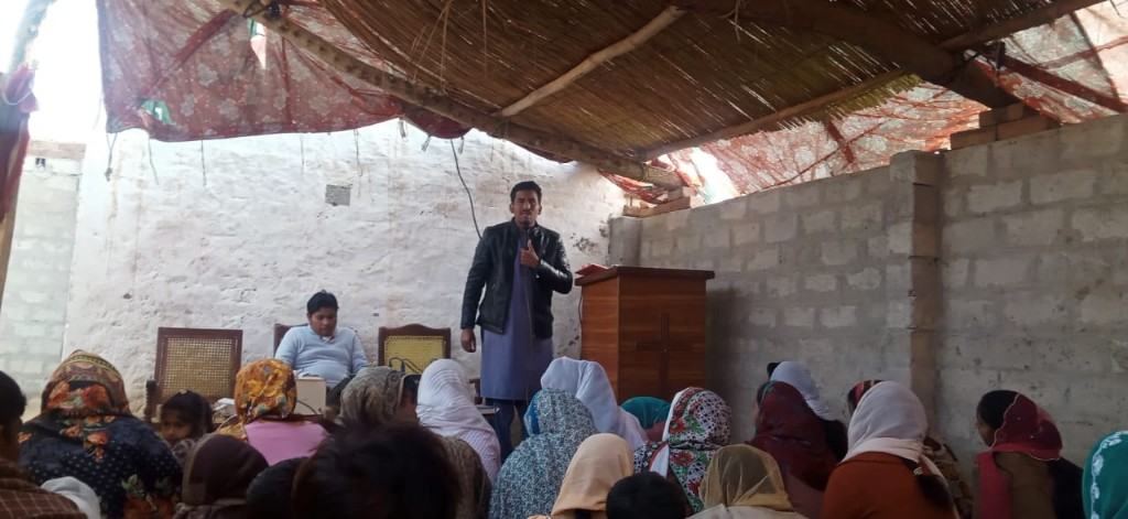 Please pray for the Good Shepherd Ministry in Pakistan