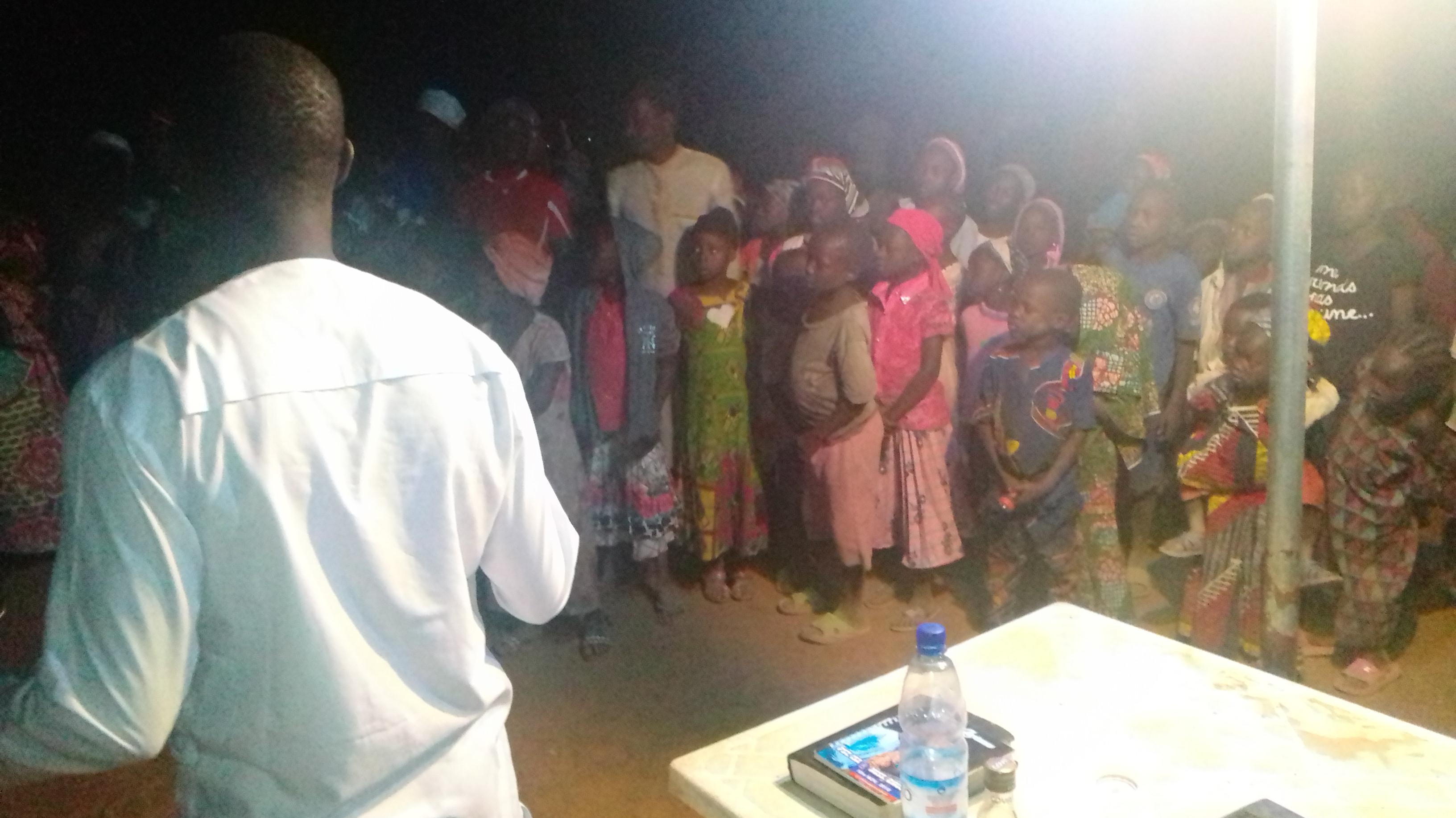 Pray for Evangelist Samuel Nggada in Nigeria