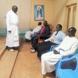 thumbnail_Bushebi and Robert at Catholic church
